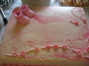 A siker torta
